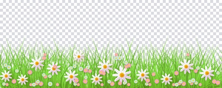 grass border no background transparent tumblr spring border with green grass and flowers on transparent background stock vector 98178933 border with green grass and flowers on transparent background