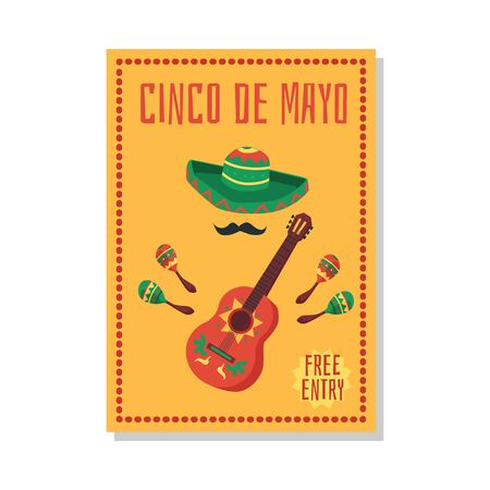 Cinco de mayo party and celebration.