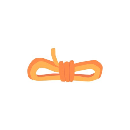 Climbing rope or skein of safety rope