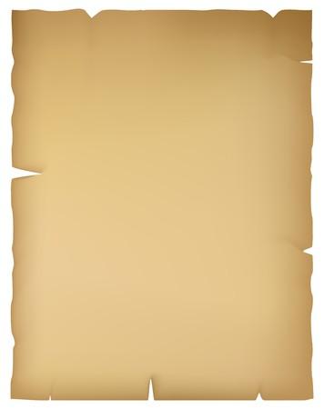 ancient scroll: Parchment
