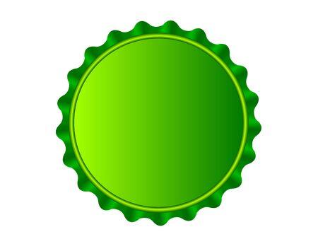 Bottlecap Stock Vector - 7469183