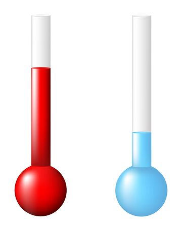 Thermometers Illustration