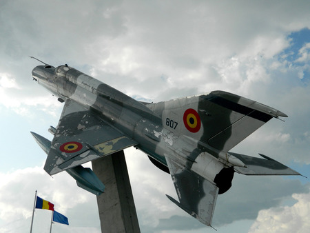mig: The Mikoyan-Gurevich MiG-21  is a supersonic jet fighter aircraft, designed by the Mikoyan-Gurevich Design Bureau in the Soviet Union.The Romanian Air Force modernized 110 MiG 21 LanceRs, in cooperation with Israel between 1993 and 2002. Today, 48 of thes Editorial