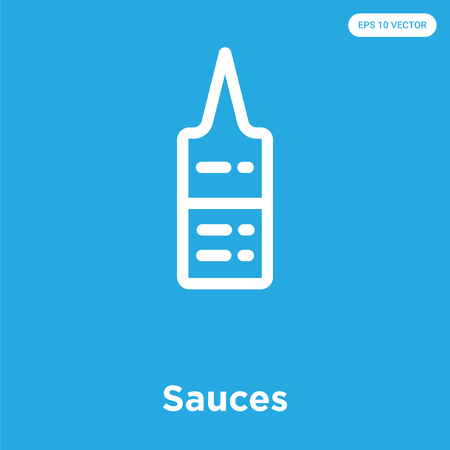 Sauces icon Illustration