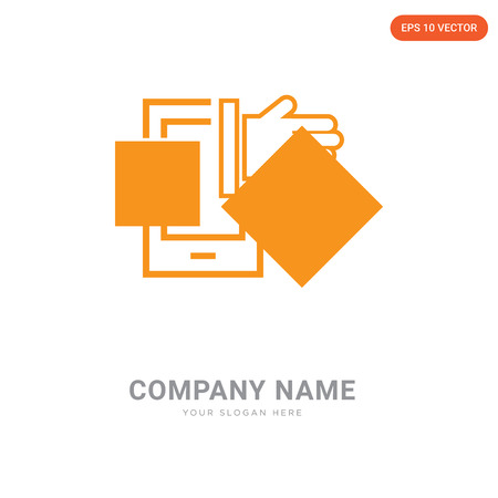 Payment method company logo design template, Payment method logotype vector icon, business corporative