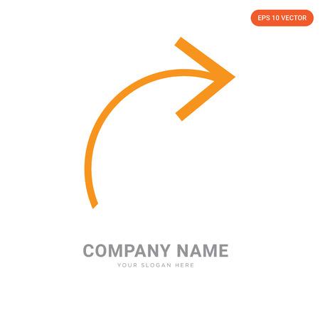 Diagonal company logo design template, Diagonal logotype vector icon, business corporative