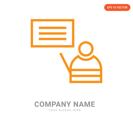 People company logo design template, People logotype vector icon, business corporative