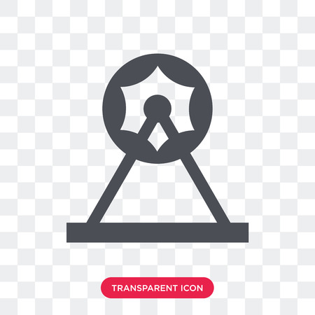 Playground vector icon isolated on transparent background, Playground logo concept