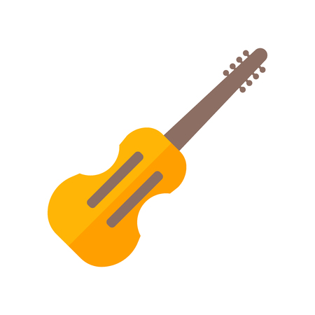 Cello icon vector isolated on white background for your web and mobile app design, Cello logo concept Illustration