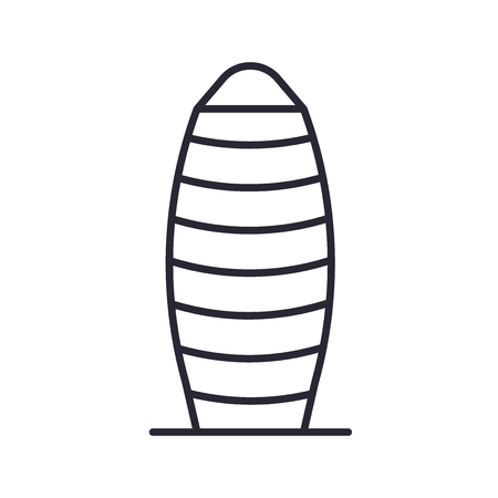 Gherkin icon vector isolated on white background for your web and mobile app design, Gherkin logo concept