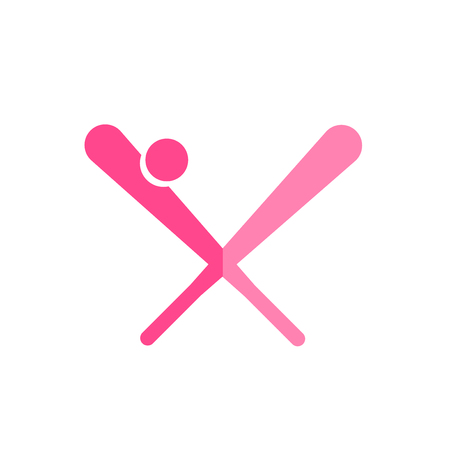 Cricket icon vector isolated on white background for your web and mobile app design, Cricket logo concept