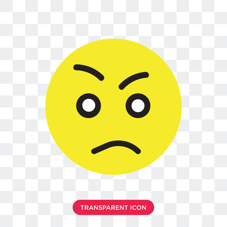 Outrage vector icon isolated on transparent background, Outrage logo concept 向量圖像