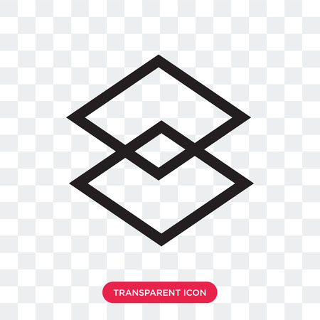 Dimensions vector icon isolated on transparent background, Dimensions logo concept Иллюстрация