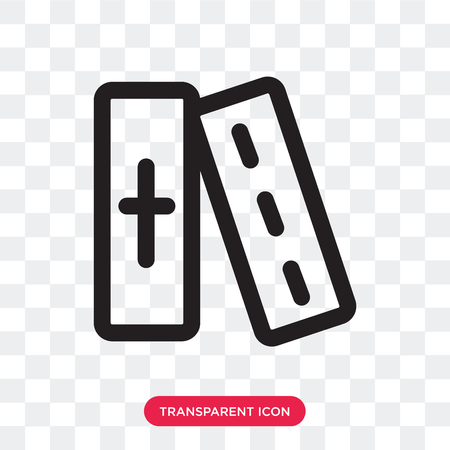 Bible vector icon isolated on transparent background, Bible logo concept