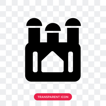 Vatican vector icon isolated on transparent background, Vatican logo concept