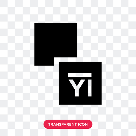 Translate vector icon isolated on transparent background, Translate logo concept