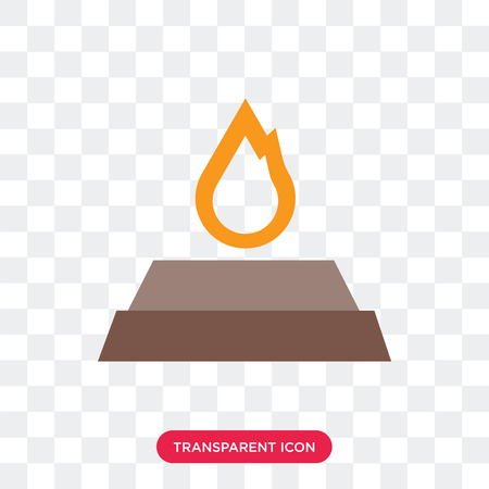 Yagna vector icon isolated on transparent background, Yagna logo concept Иллюстрация