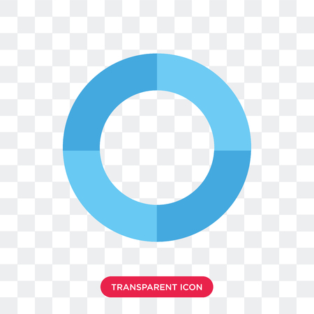 Color palette vector icon isolated on transparent background, Color palette logo concept