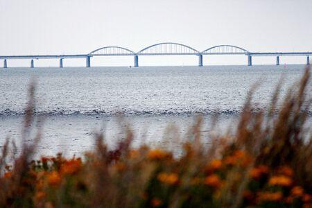 The Masnedsund Bridge is a 201 meter long bridge connecting the Danish islands of Zealand and Masnedo