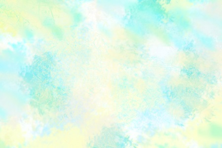hues: Art abstract painted blue blurred background in warm hues Stock Photo