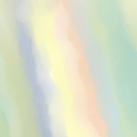 nuances: Soft pastel painted background in diagonal stripes Stock Photo