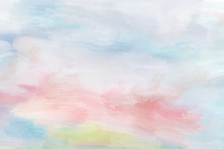 nuances: Pastel painted background in light hues Stock Photo