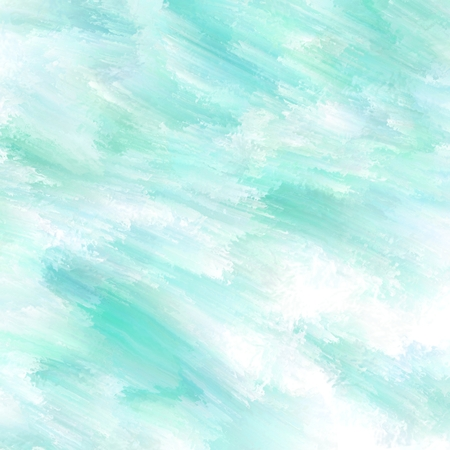 nuances: Abstract background diagonal painted in turquoise and white