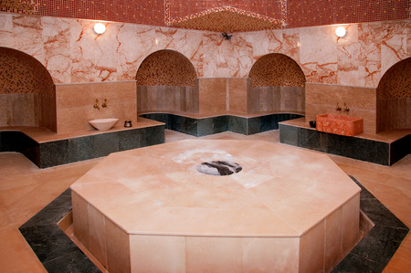 turkish bath,hamam,public bath photo