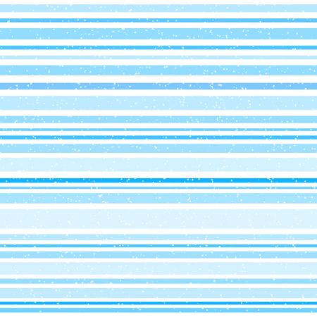 stripes seamless: Simple blue grunge stripes vector seamless pattern