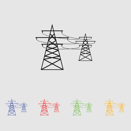 lines: Power lines