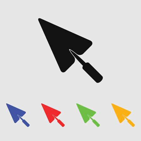 darby: Simple icon trowel.
