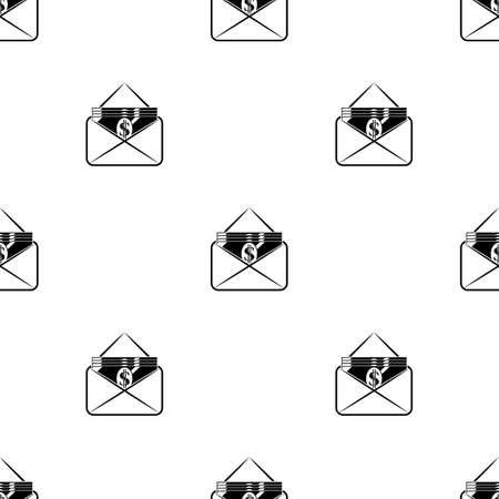 envelope icon: Money envelope icon