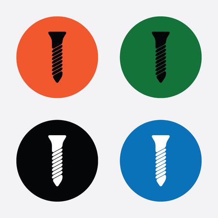 tornillo: Tornillo icono