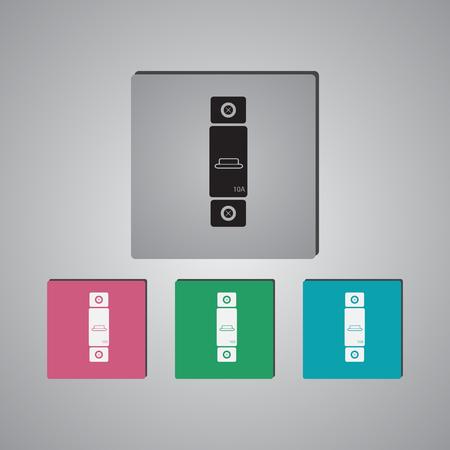 conductivity: One-phase machine 10 amps icon