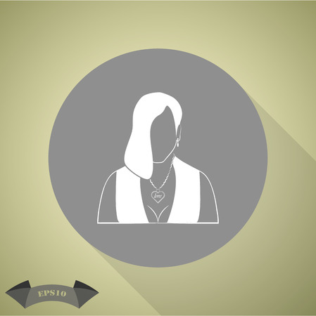 Prostitute icon