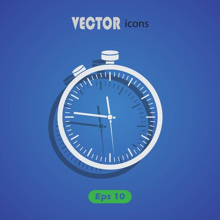 interval: Stopwatch sport icon