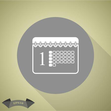 calendar icon: Calendar Icon  Calendar Icon Vector  Calendar Icon Picture  Calendar Icon Graphic Illustration