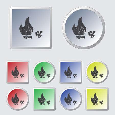 bonfire: Bonfire icon