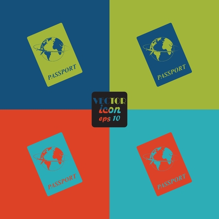 ide: Passport icon