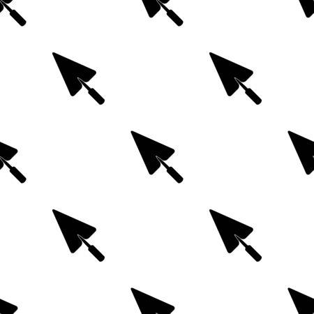 trowel: Simple icon trowel.