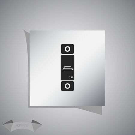 conductivity: One-phase machine 25 amps icon