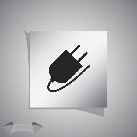 ac: The power plug for the AC Illustration