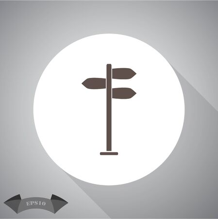 informing: Sign vector icon