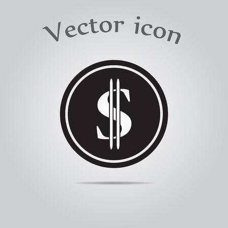 cent: Dollar cent icon