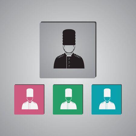 guardsman: London Guard Icon