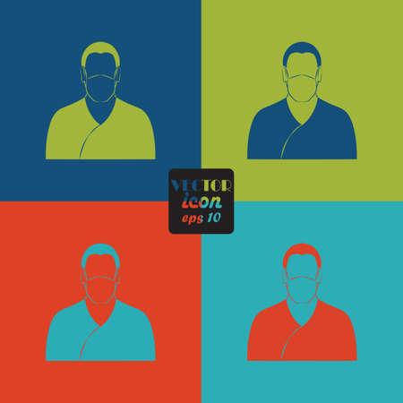 chirurgo: icone vettoriali Chirurgo