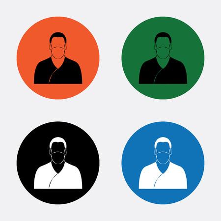 surgeon: Surgeon vector icon