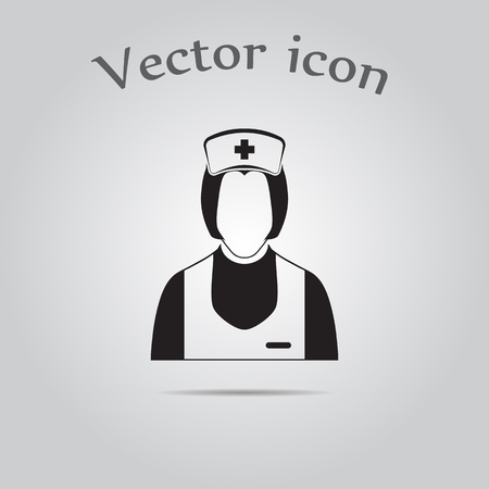 healthcare workers: Nurse icon
