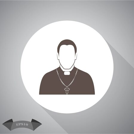 preacher: Priest father icon
