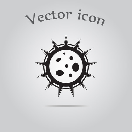 neutron: Virus icon